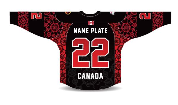 Canada Ice Hockey Classic Jersey