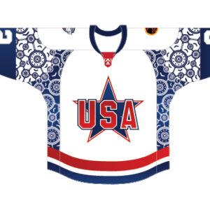USA Ice Hockey Classic Jersey